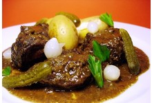 boeuf en broufado