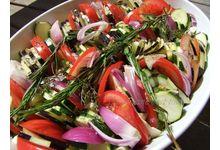 tian de légumes et de brousse