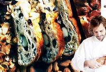 Gontran Cherrier, artisan boulanger