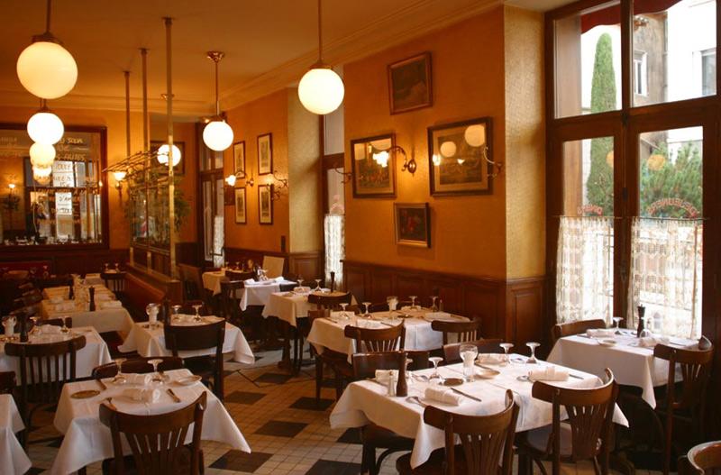 Restaurant le bistrot des clercs valence 26000 for Le jardin restaurant valence