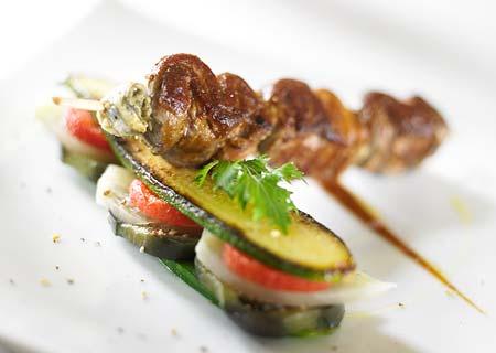 Restaurant le saint james bouliac 33270 for Vaisselle restaurant gastronomique