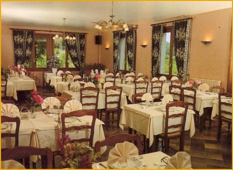 Restaurant Le Moulin Des Templiers Cantal