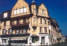 Hotel Moderne, restaurant L' Eau Vive Le Moderne