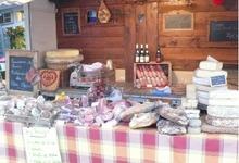 Marché de Bormes Les Mimosas (Vieux Village)