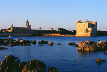 l'île de Saint-Honorat