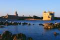l'île de Saint-Honorat
