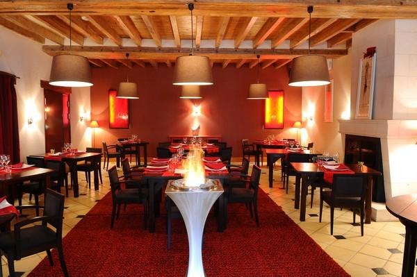 Restaurant la maison d 39 c t montlivault 41350 for Maison usinee cote