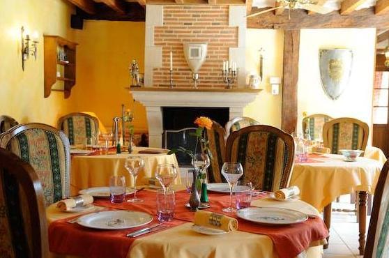 Restaurant Le Lancelot Chilleurs Aux Bois (45170) # Spa Chilleurs Au Bois