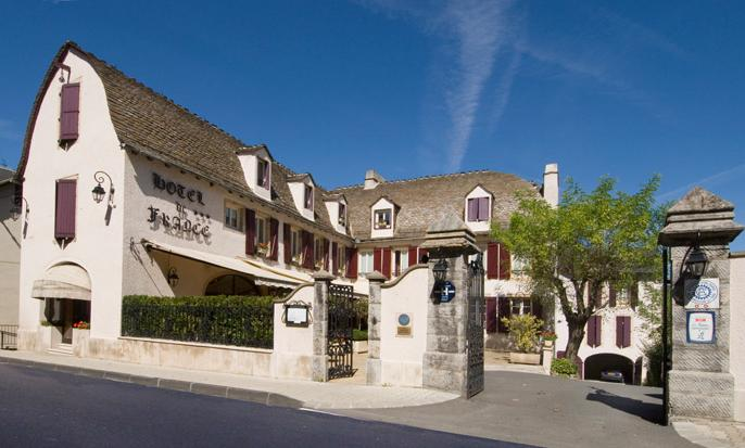 Restaurant le france mende 48000 for Hotel original france