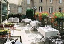 restaurant Diderot, hotel Le Cheval Blanc