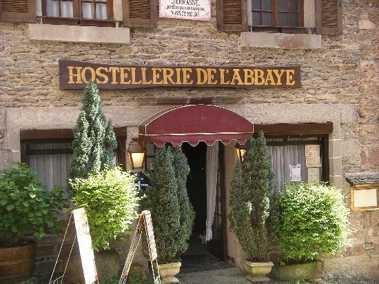 Restaurant Hostellerie De L U0026 39 Abbaye Conques  12320