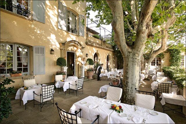 Restaurant villa gallici aix en provence 13100 for Aix cuisine de terroir