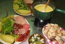 fondue fromage