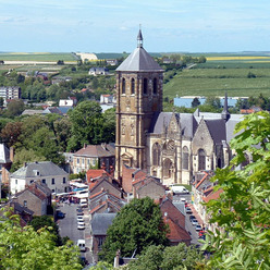 église Saint-Nicolas à Rethel
