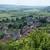 vue sur la vallée de la Marne depuis la colline de l'ancien château de Joinville