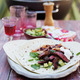 Fajitas au barbecue avec Chili