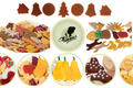 Mamma's Cookies Cutter, assortiment de 40 emporte-pièces