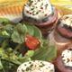 Tartines De Morteau Et Chevre Sur Lit De Salade