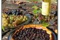 Tarte au raisins
