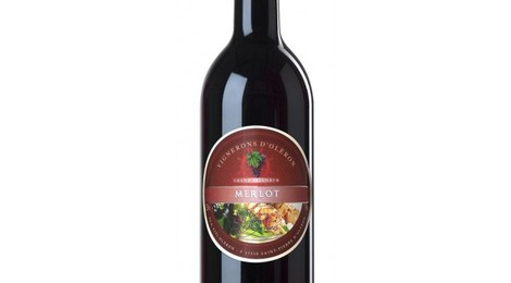 Grand Seigneur Merlot–Vin de Pays d'Oléron rouge