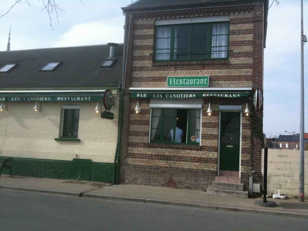 Restaurant les canotiers le crotoy 80550 - Restaurant du port le crotoy ...