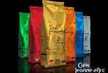 Notre de gamme de café fraichement torréfiée
