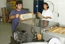 Claude Fuoco, apiculteur