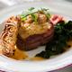 CHATEAU DUHART-MILON  Tournedos de merluchon au jus d'oignons