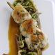 LOS VASCOS CABERNET SAUVIGNON  Et ses brochettes de poulet caramélisé