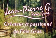 Jean-Pierre G Foie Gras, JPG foie gras