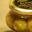 Mini pommes et Calvados