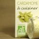Cristaux d'huiles essentielles Cardamone