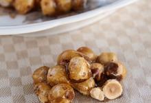 Nougat noisettes miel et coriandre