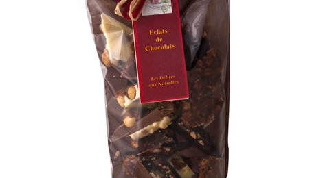 Eclats de chocolats, sachet de 150g