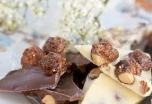 Eclats de chocolats