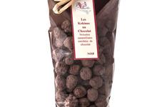 Kokines au chocolat
