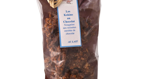 Kokins au chocolat