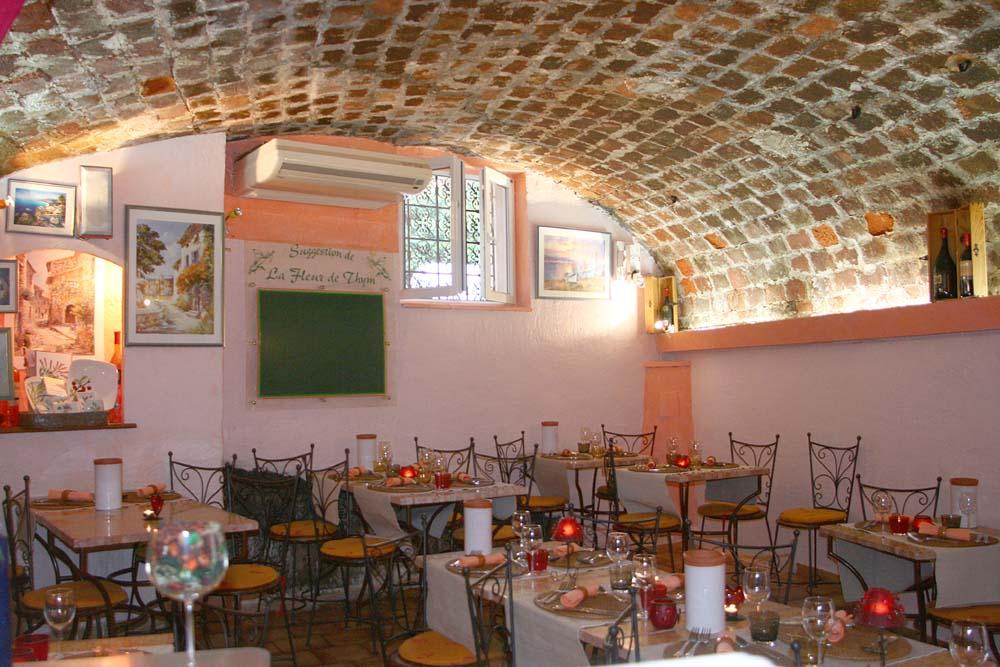 restaurant restaurant quot la fleur de thym quot bormeslesmimosas bormes les mimosas 83230