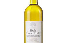 Préparation culinaire à base d'huile d'olive arôme truffe blanche