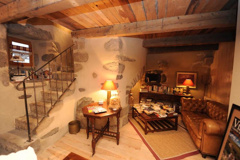 Salon de th la maison de justine murat 15300 - Salon de la maison ...