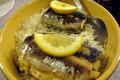 Sardines farcies au brocciu