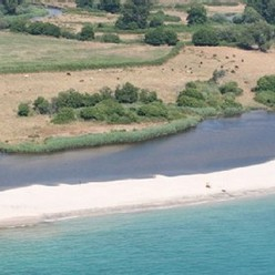 le delta du Taravo