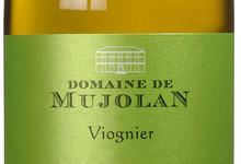 Vin blanc Viognier - Domaine de Mujolan
