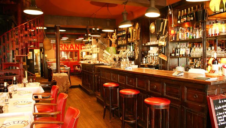 Restaurant chez fernand quai de la douane 33000 bordeaux for Aquitaine france cuisine