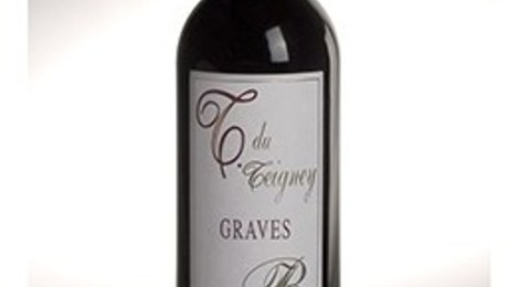 T DU TEIGNEY Graves Rouge 2007