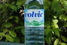 eau de Volvic
