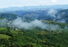 Lapeyrugue et la vallée du Goul