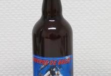 Bière ambrée bio aux algues, Tonnerre de Brest