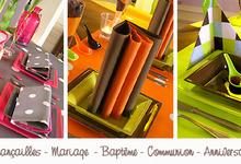 La boutique en ligne d'art de la table Chic et Tendance !