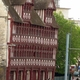 La maison des quatrans à Caen